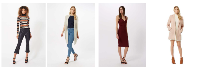 Guilt Free Fashion at Miss Selfridge