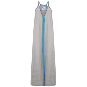 Inca Sun Dress - Grey