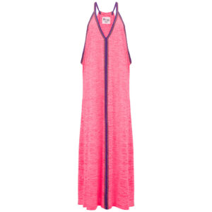 Inca Sun Dress - Hot Pink