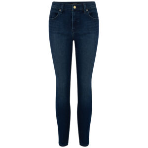 Alana High Rise Crop Skinny Jeans - Fix