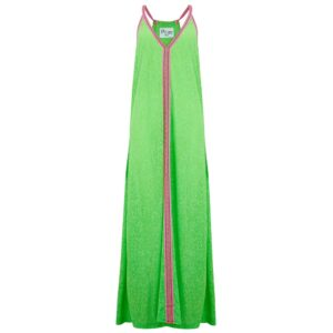 Inca Sun Dress - Lime