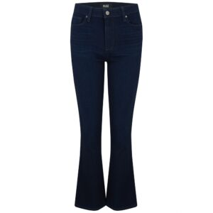 Claudine Ankle Flare Jeans - Telluride