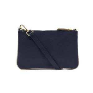 Casey Clutch Bag - Navy