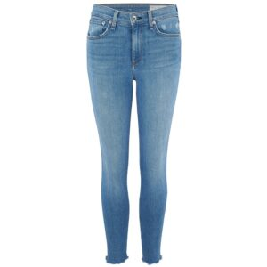 Cate Mid Rise Ankle Skinny Jeans - Palmer