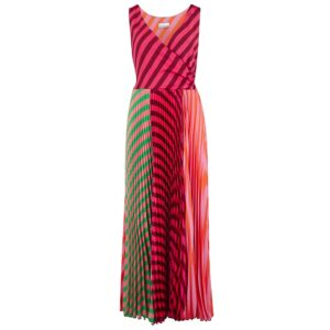Abito Stripe Dress - Multi