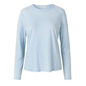 Any Long Sleeve T-Shirt - Light Blue