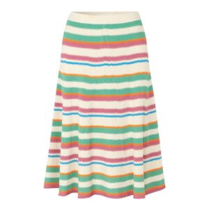Maik Knitted Skirt - Creme De Menth