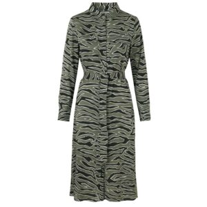Ivy 1 Dress - 704 Khaki