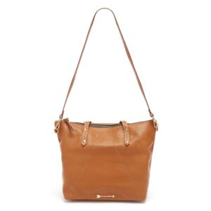 Carpenter Leather Bag - Tan