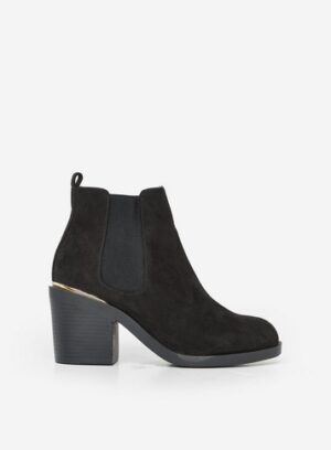 Womens Black 'Ansty' Chelsea Boots, Black