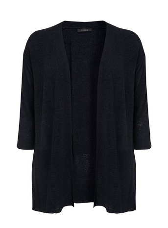 Navy Blue Knitted Cardigan, Others