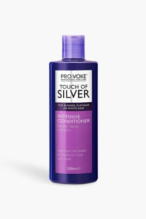 Womens Pro:Voke Touch Of Silver Conditioner 200Ml - Purple - One Size, Purple