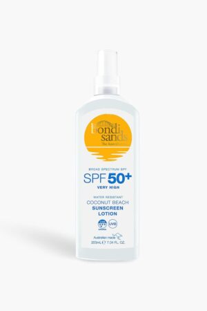 Womens Bondi Sands Lotion Spf50+ - White - One Size, White